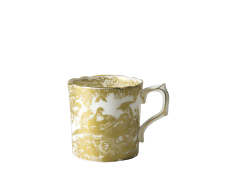 AVES GOLD - COFFEE CUP