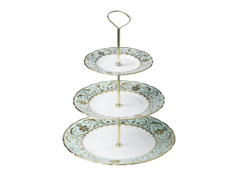 DARLEY ABBEY - CAKE STAND - 3 TIER