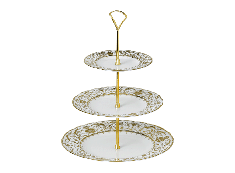 CAKE STAND - 3 TIER