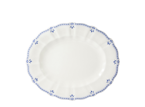 GRENVILLE - OVAL DISH (41.75cm)