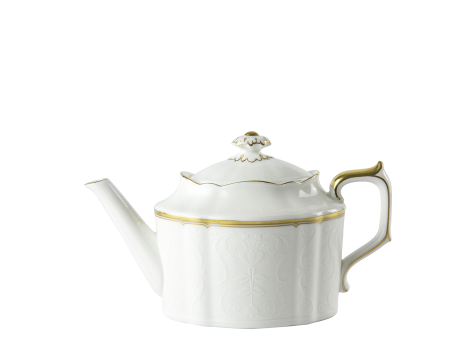 DARLEY ABBEY PURE GOLD - TEAPOT SMALL (34cl)