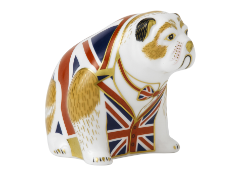 BULLDOG - UNION JACK