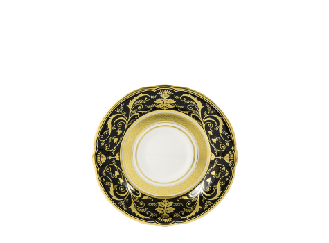 REGENCY BLACK - TEA SAUCER