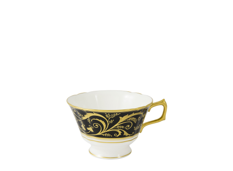 REGENCY BLACK - BREAKFAST CUP