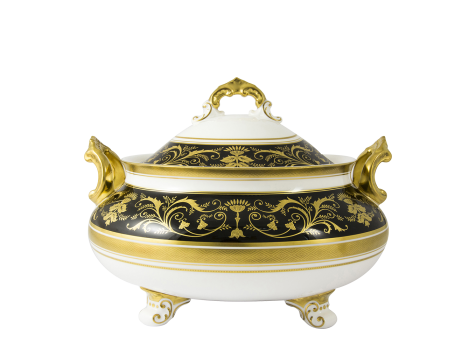 SOUP TUREEN & COVER