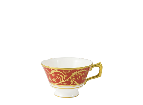 REGENCY RED - TEA CUP