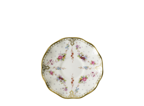ROYAL ANTOINETTE - TEA SAUCER