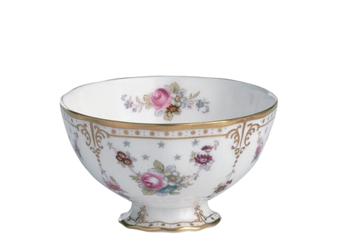 ROYAL ANTOINETTE - INDIVIDUAL SUGAR BOWL