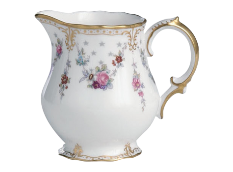 ROYAL ANTOINETTE - CREAM JUG (20cl )