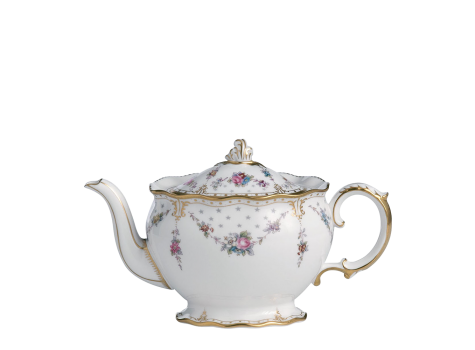 ROYAL ANTOINETTE - TEAPOT (120cl )