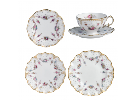 ROYAL ANTOINETTE - 5 PIECE PLACE SETTING