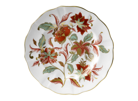 SEASONAL ACCENT PLATES 21.5CM - AUTUMN GOLD