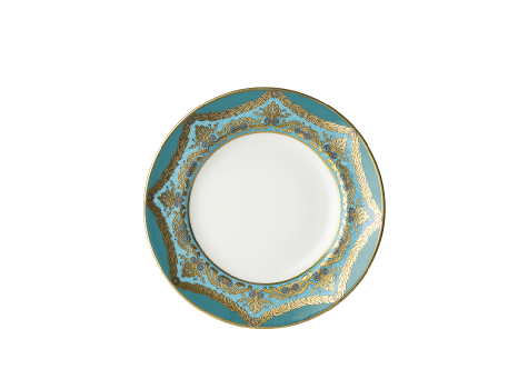 TURQUOISE PALACE - 21.5CM PLATE