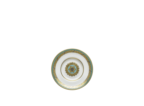 TURQUOISE PALACE -  COFFEE SAUCER