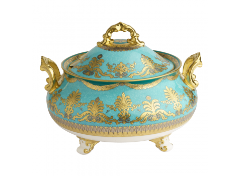 TURQUOISE PALACE -  SOUP TUREEN
