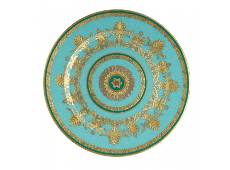 TURQUOISE PALACE -  30.5CM SERVICE PLATE
