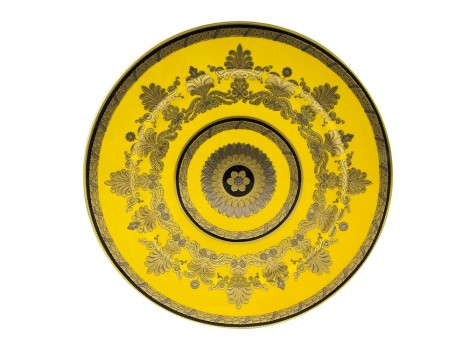 AMBER PALACE - SERVICE PLATE (30.5cm)
