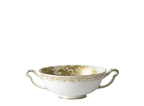 AVES GOLD - CREAM SOUP CUP