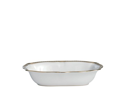 CARLTON GOLD - OPEN VEGETABLE DISH