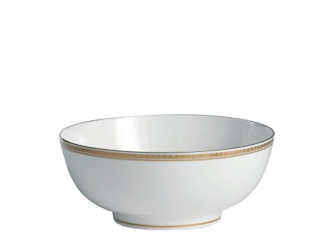 CARLTON GOLD - SALAD BOWL