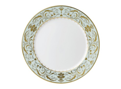 DARLEY ABBEY - SERVICE PLATE