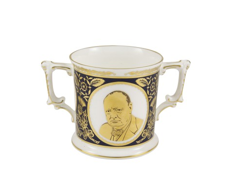 WINSTON CHURCHILL LOVING CUP L/E 500