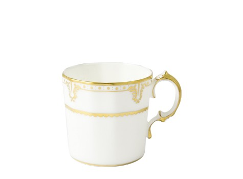 ELIZABETH GOLD - COFFEE CUP