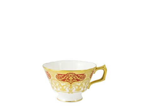 HERITAGE RED & CREAM - TEA CUP