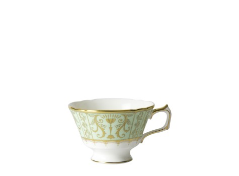 HARLEQUIN DARLEY ABBEY GREEN - TEA CUP