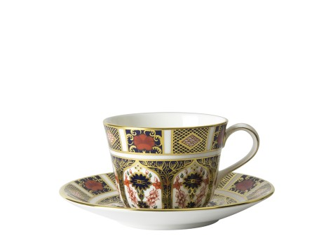 BREAKFAST CUP & SAUCER (BOXED)