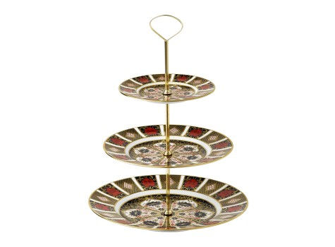 CAKE STAND - 3 TIER (BOXED)