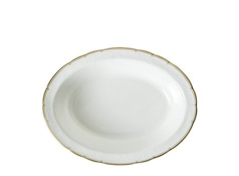OPEN VEGETABLE DISH (24.5cm)