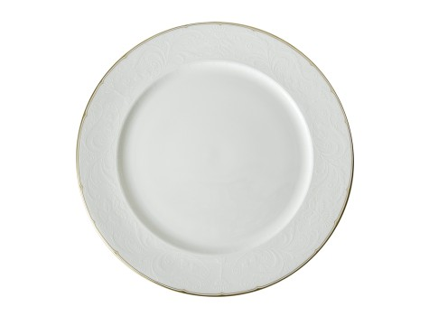 DARLEY ABBEY PURE GOLD - SERVICE PLATE (30.5cm)