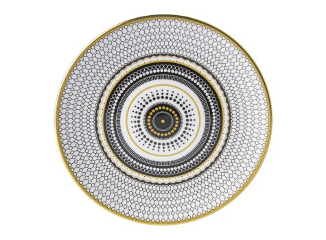 OSCILLATE ONYX - COUPE PLATE (SIDE) (16.5cm)