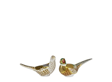 COCK & HEN PHEASANT PAIR LIMITED EDITION