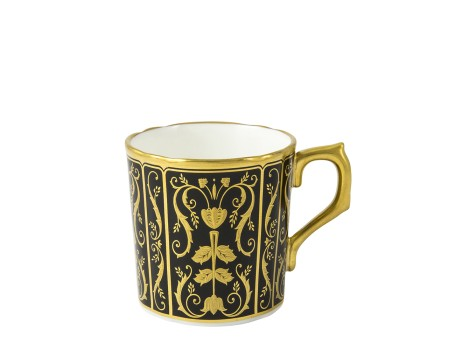 REGENCY BLACK - COFFEE CUP