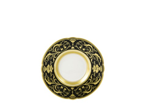 REGENCY BLACK - COFFEE SAUCER