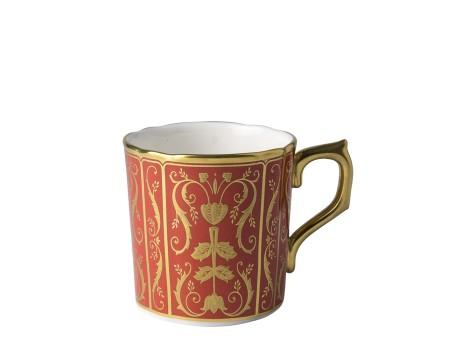 REGENCY RED - COFFEE CUP