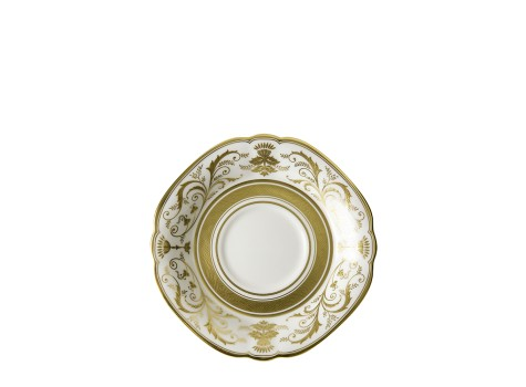 REGENCY WHITE - TEA SAUCER