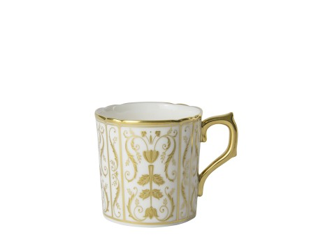 REGENCY WHITE - COFFEE CUP