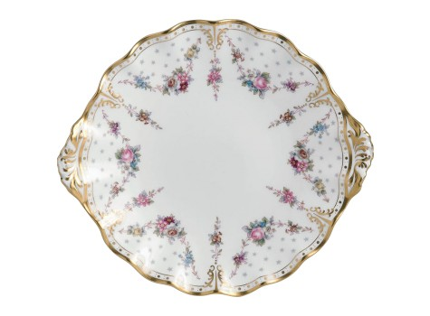 ROYAL ANTOINETTE - BREAD & BUTTER PLATE