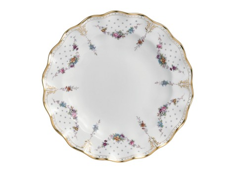 ROYAL ANTOINETTE - ROUND CHOP DISH