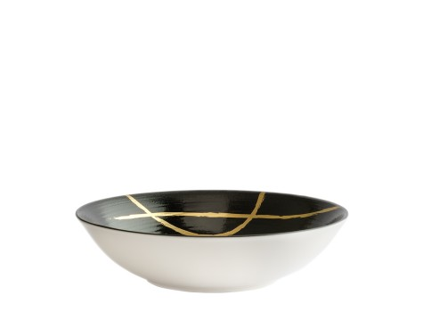 SKETCH CHARCOAL - COUPE BOWL (16.5cm)