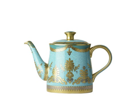 TURQUOISE PALACE – TEAPOT 114CL