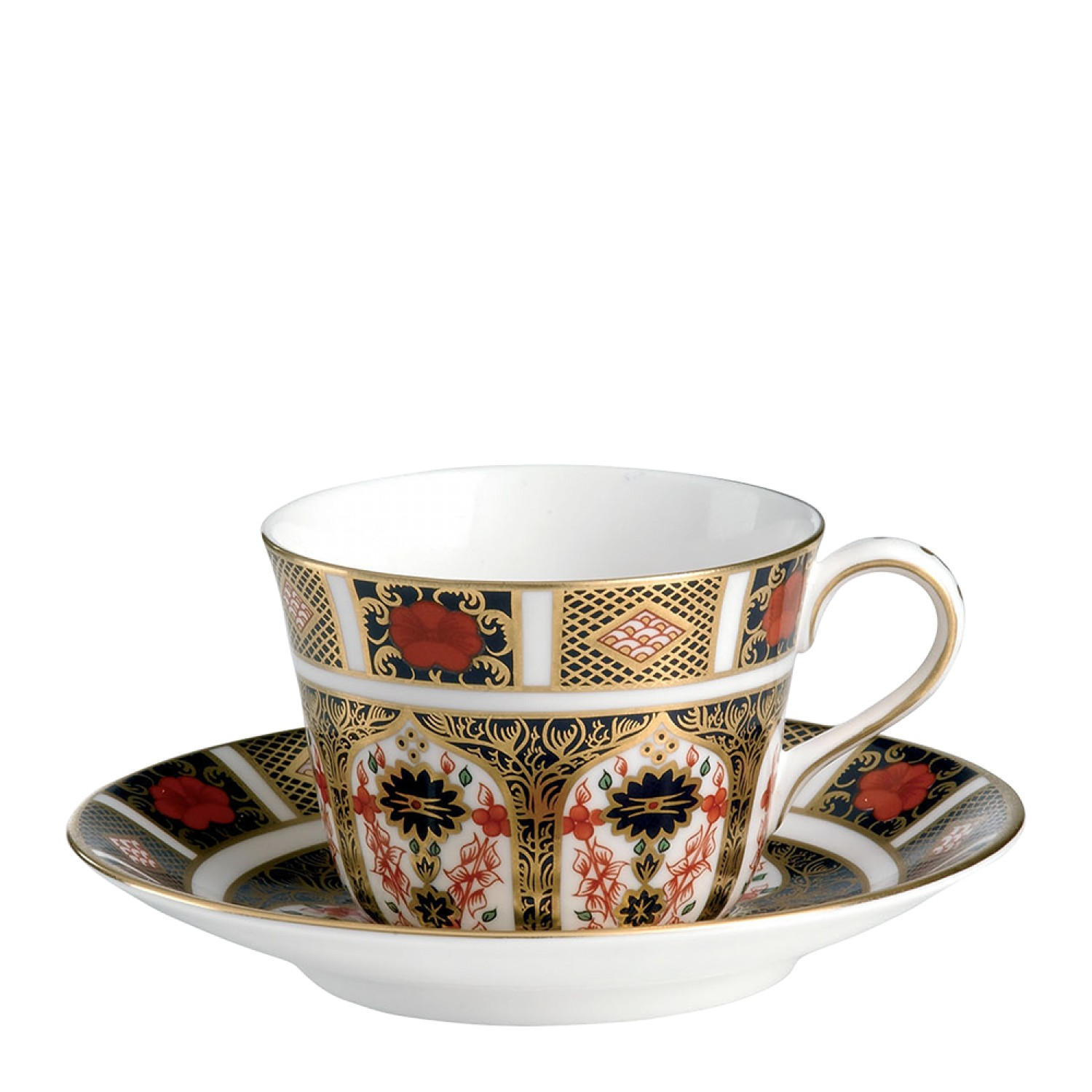 Royal Crown Derby Old Imari 11286149 Cup and Saucer