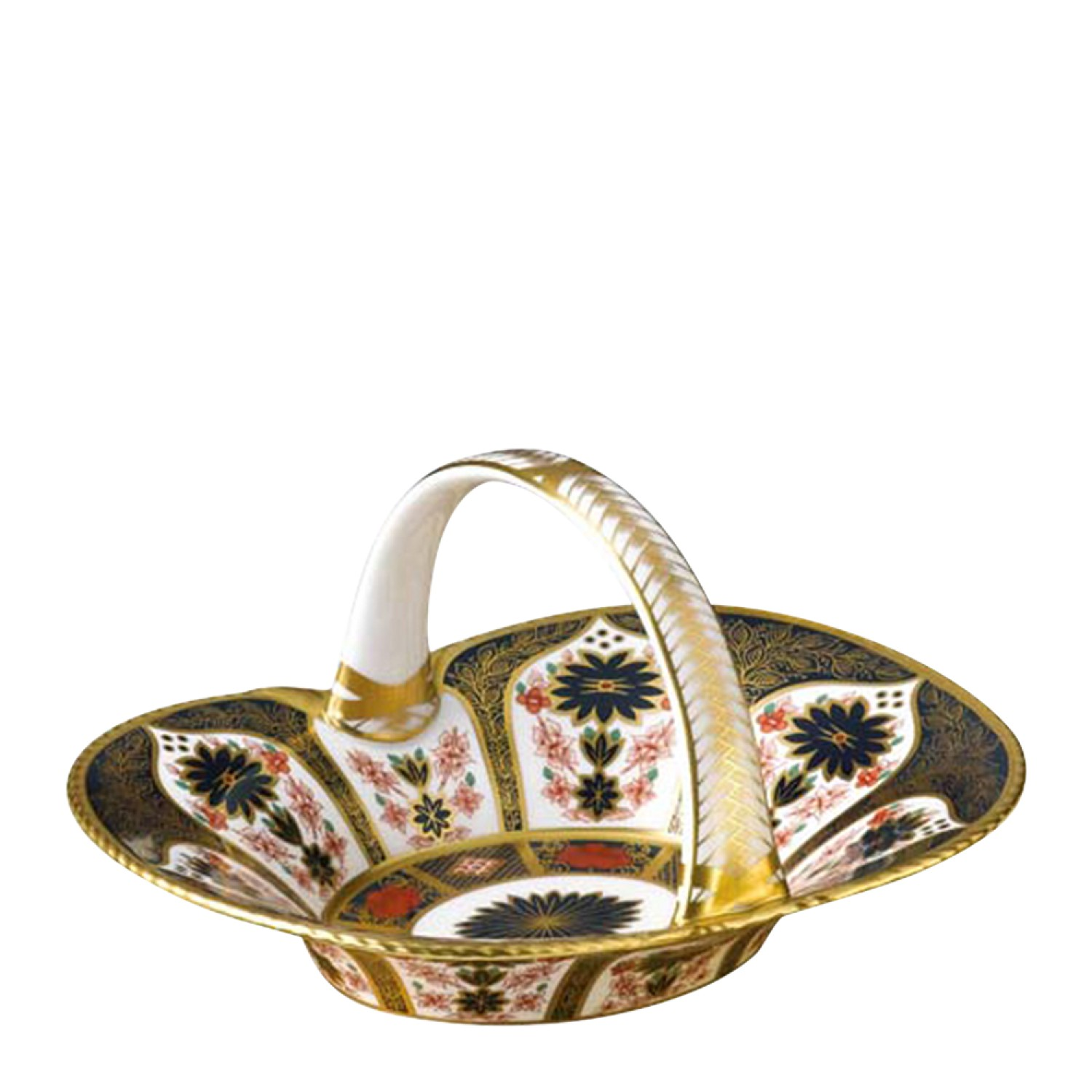 6509e1d96aa OLD IMARI SOLID GOLD BAND - HEATHER BASKET