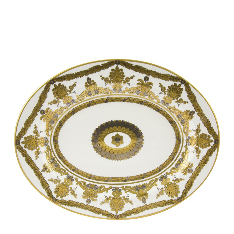 OVAL DISH -  SMALL (34.5CM )