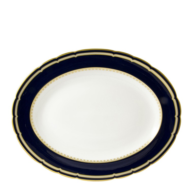 ASHBOURNE - OVAL DISH SMALL (33cm )