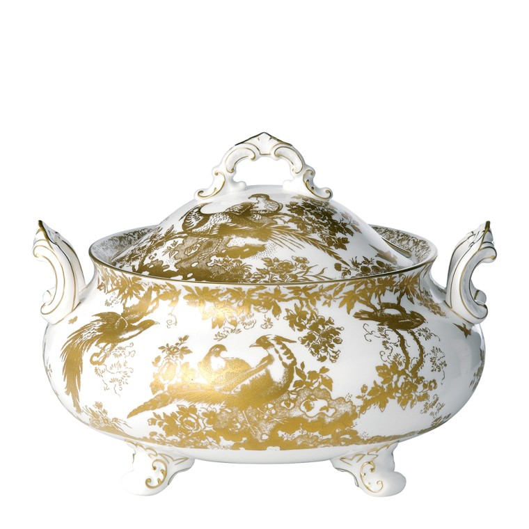 SOUP TUREEN STAND (35cm)