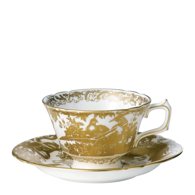 AVES GOLD - TEA CUP